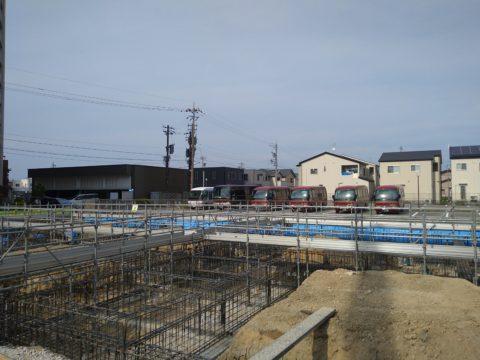 金沢市 地足場工事